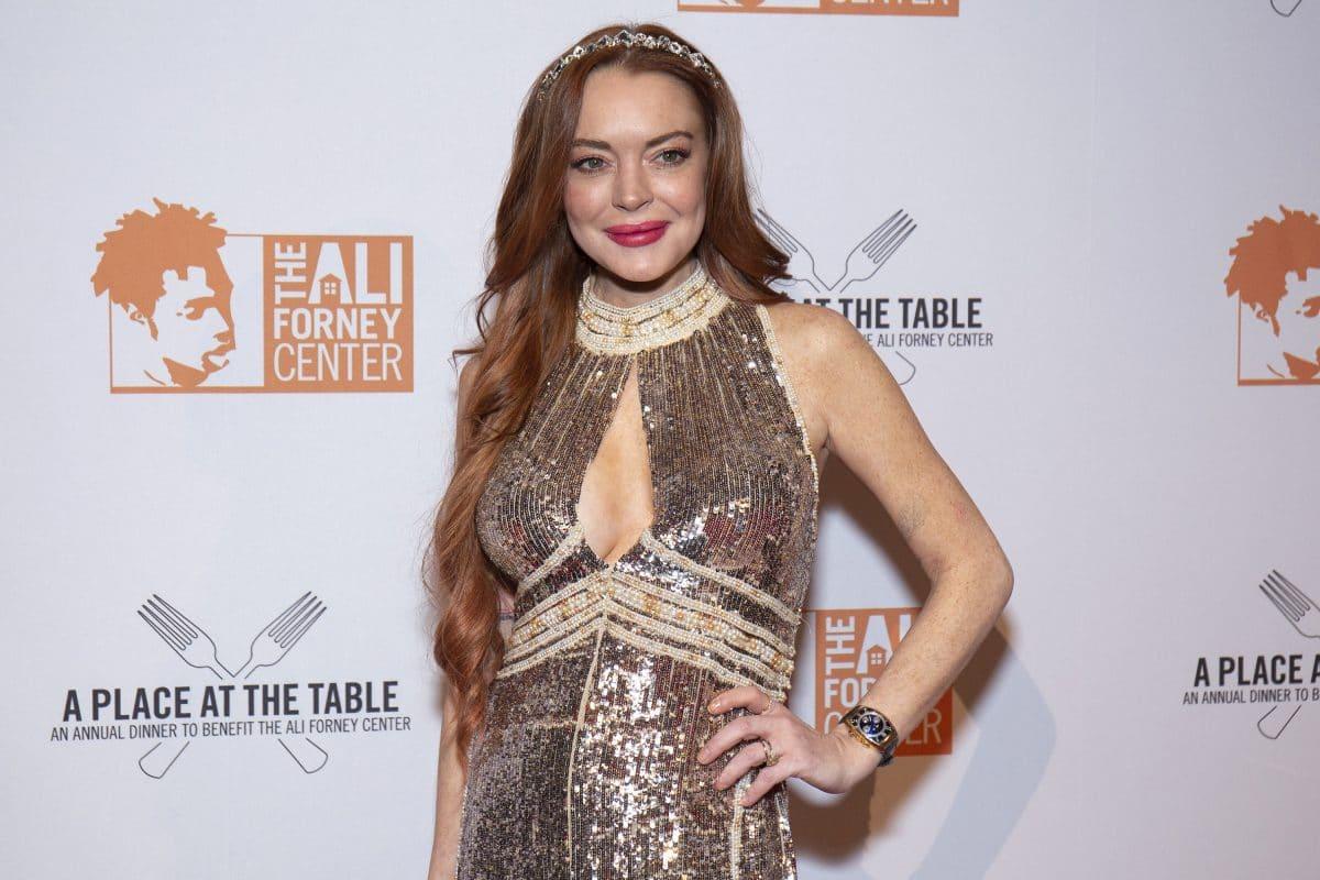 Lindsay Lohan meldet sich zurück und kündigt neue Musik an