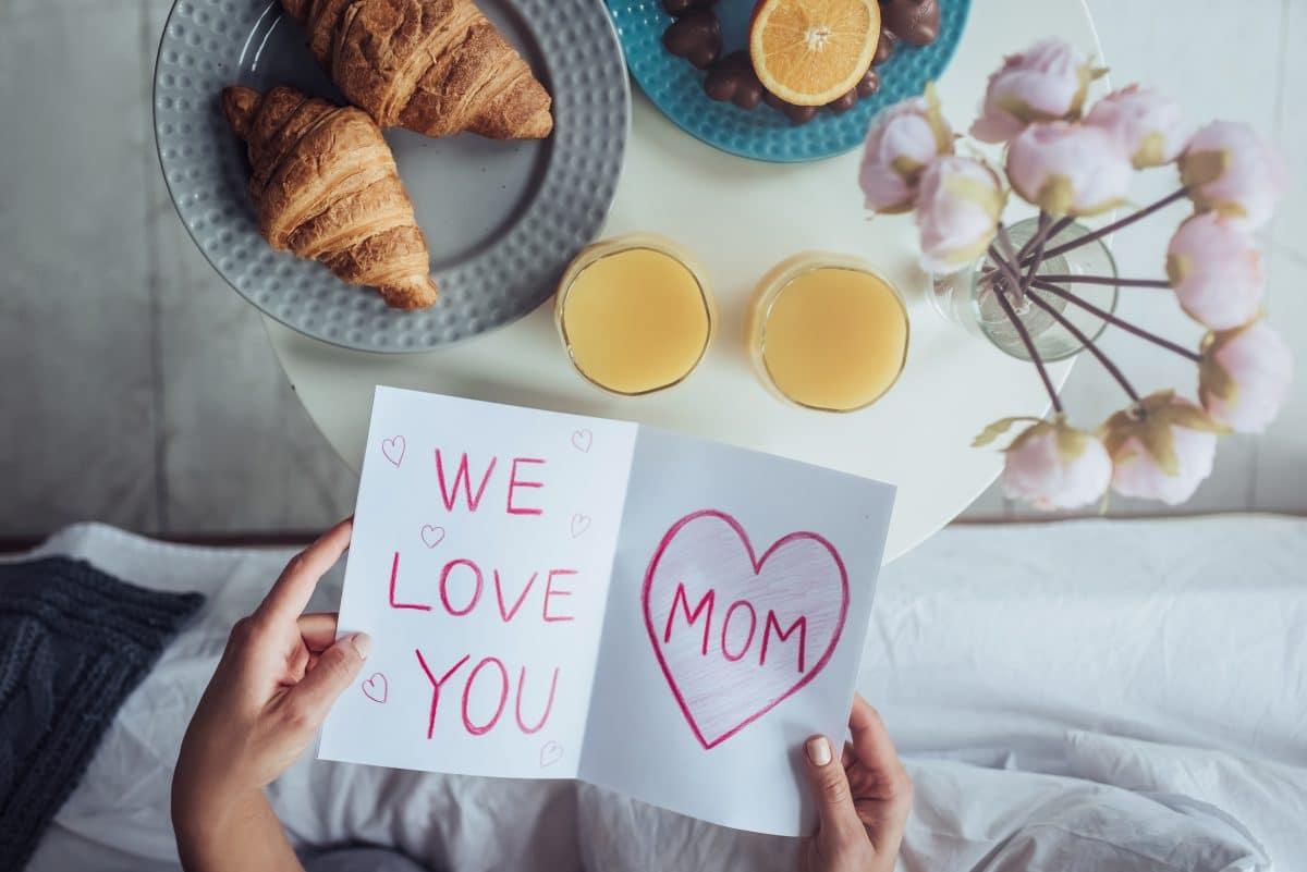 Das sind die besten Geschenke zum Muttertag