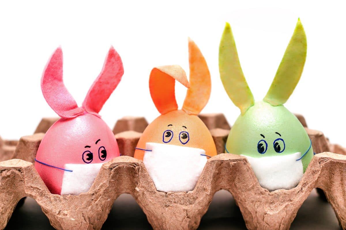 So dürfen wir Ostern feiern