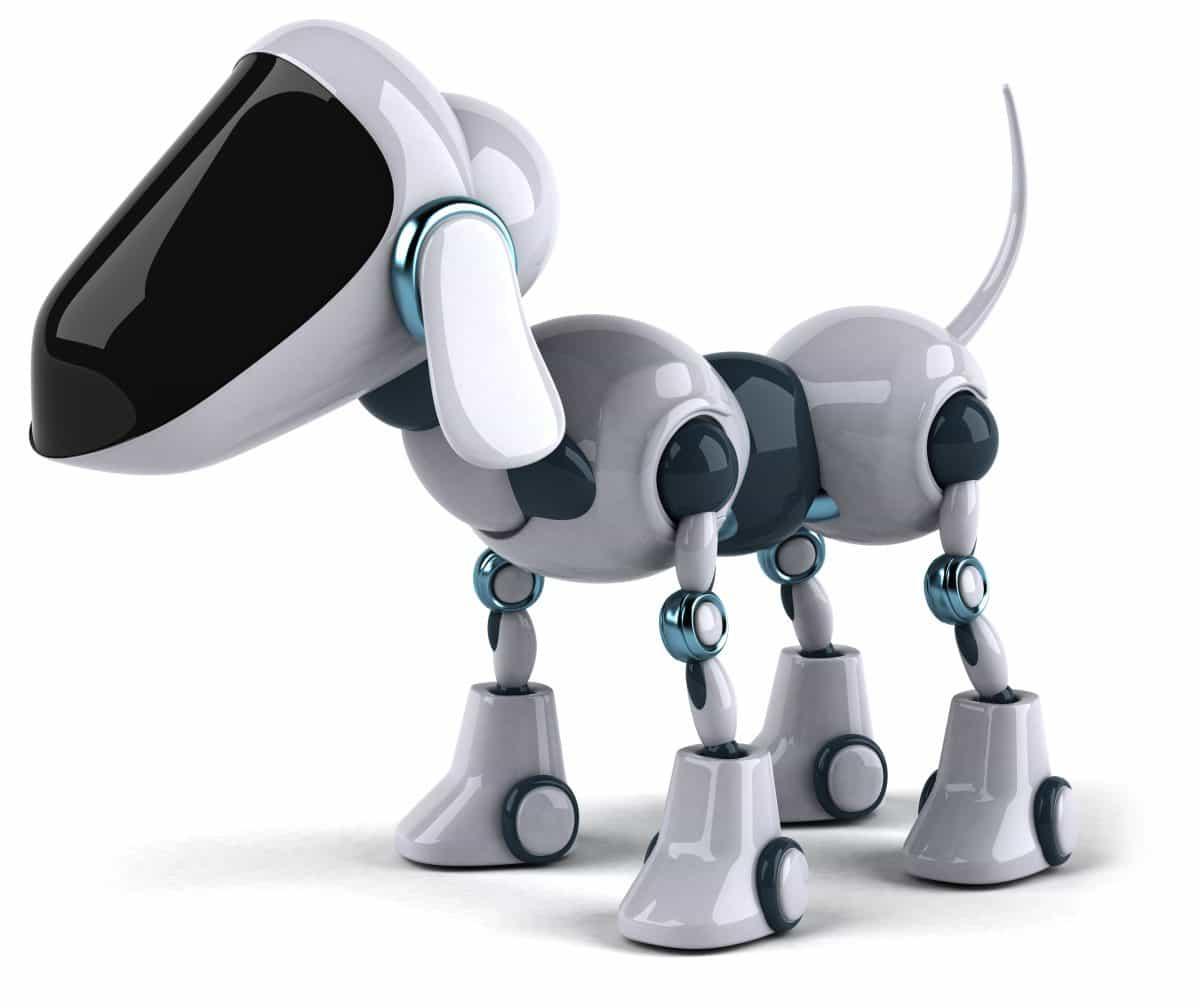 Roboterhund sortiert Corona-Patienten vor Spital in Boston