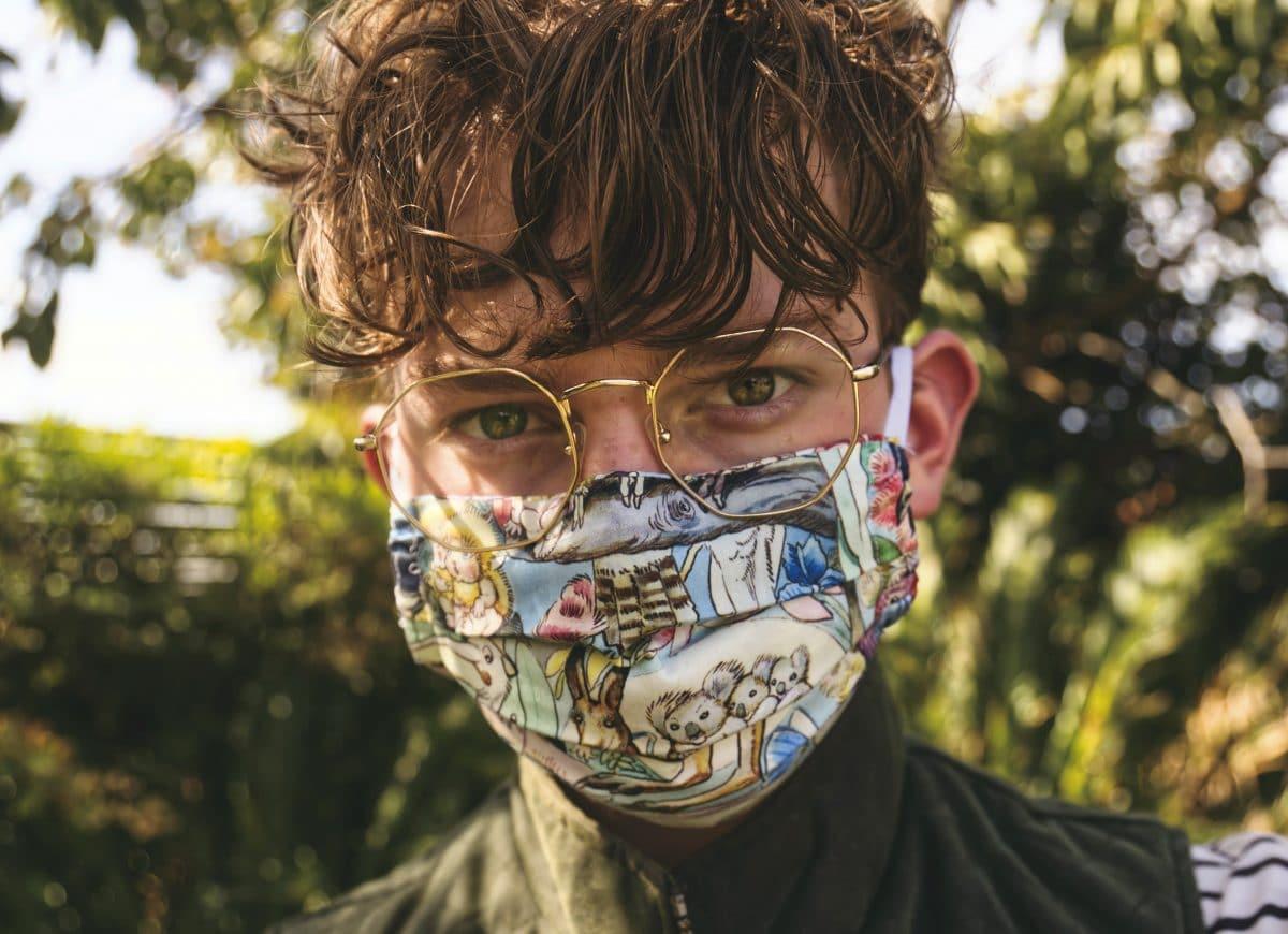 Diese Schutzmasken sind ein echter Hingucker