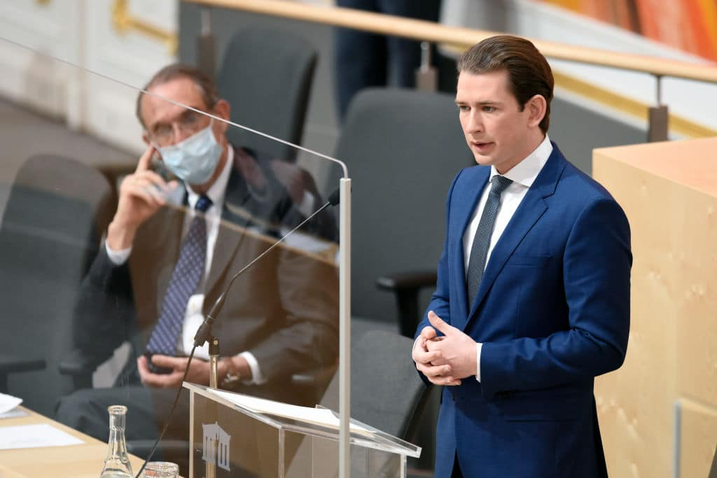 Sebastian Kurz: Grenzöffnung für Urlauber könnte kommen
