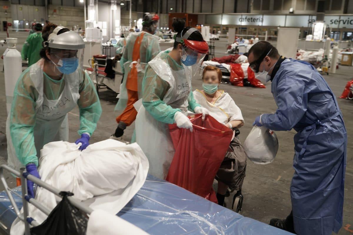 Spanien: Ärzte sind wegen Coronavirus bereits am Limit