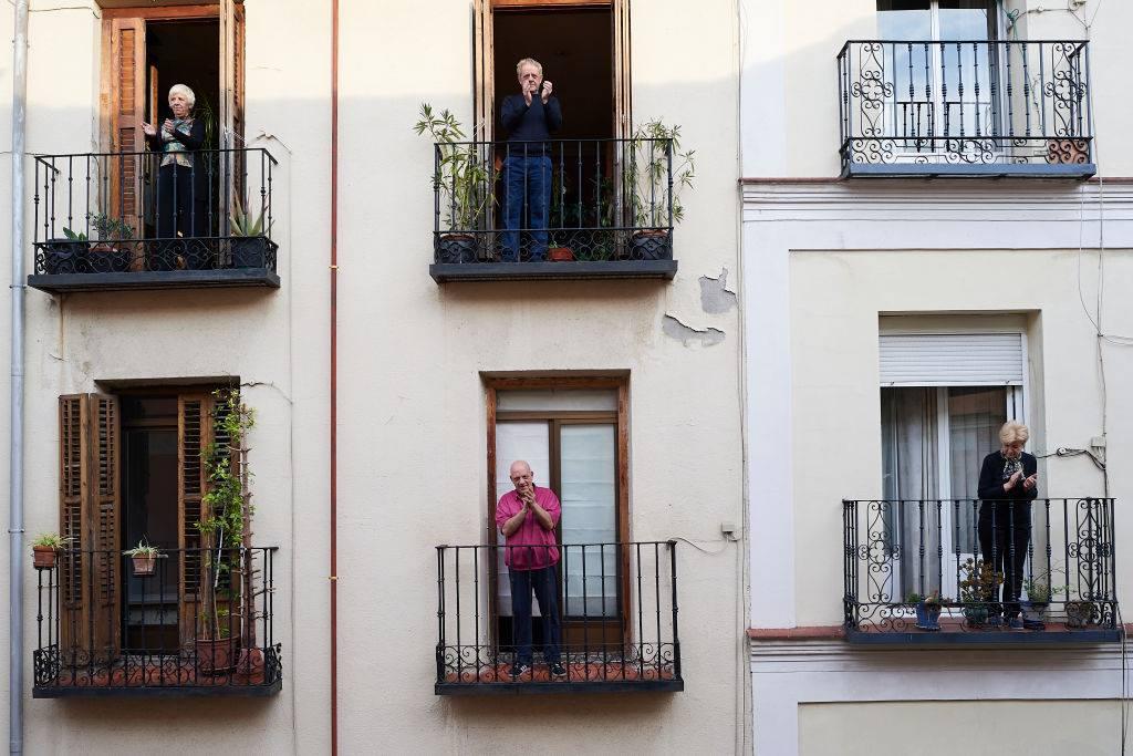 """Spanier fordern: """"Befreit unsere Kinder"""""""