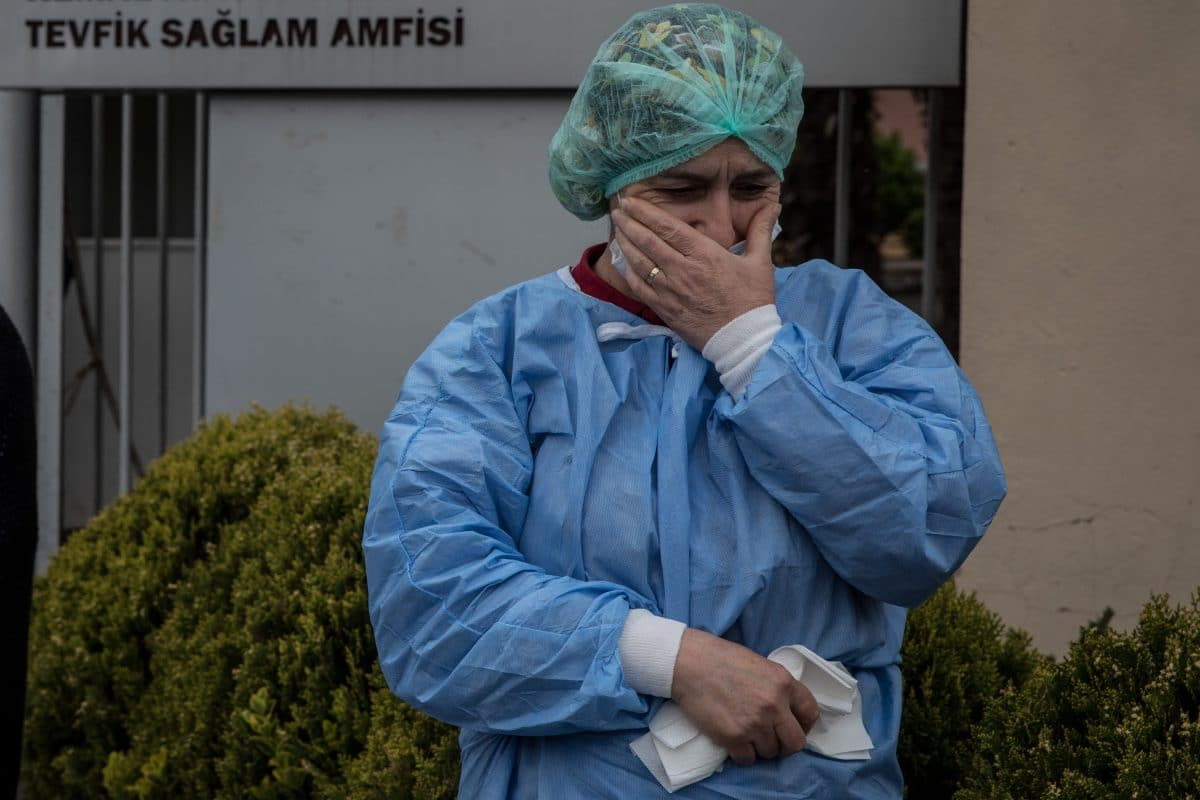 Türkei: Ärzte zweifeln an offiziellen Coronavirus-Todeszahlen