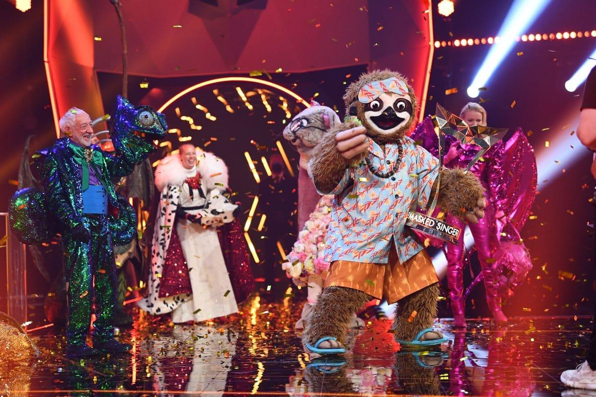The Masked Singer: Tom Beck & Gregor Meyle hatten Corona