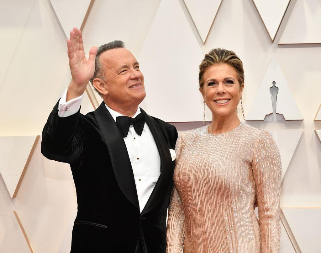 Tom Hanks und Ehefrau spenden Blut für Coronavirus-Impfstoff