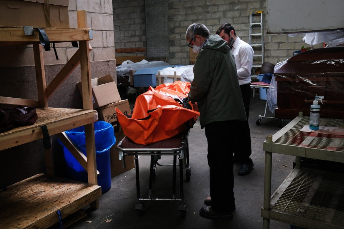 USA: Mehr als 60.000 Coronavirus-Tote