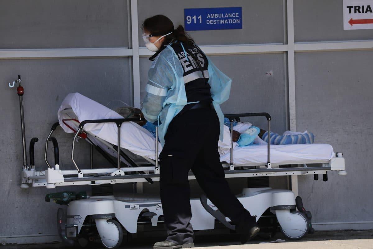 USA verzeichnen weltweit die meisten Coronavirus-Toten