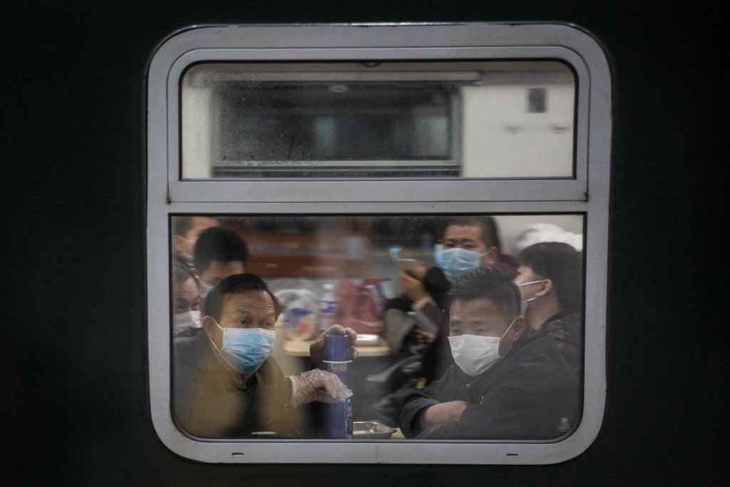 Ende des Ausreiseverbots in Wuhan: Tausende Menschen strömen aus der Stadt