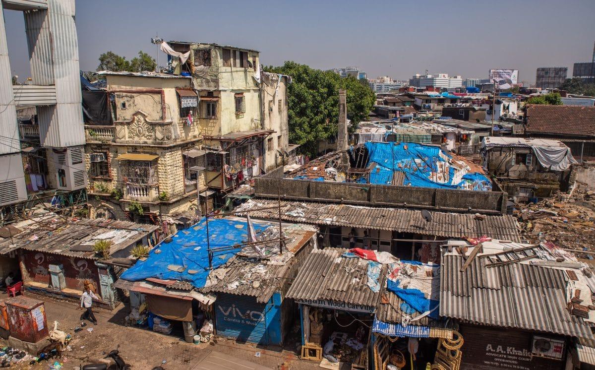 Indien: Erster Coronavirus-Fall in Slums in Mumbai