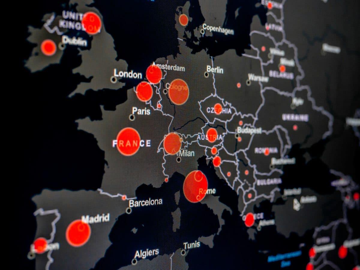 Coronavirus: Weltweit bald eine Million Infizierte