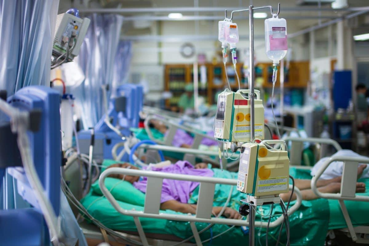 Coronavirus: Ein Drittel der Intensivbetten in Wien ist noch frei