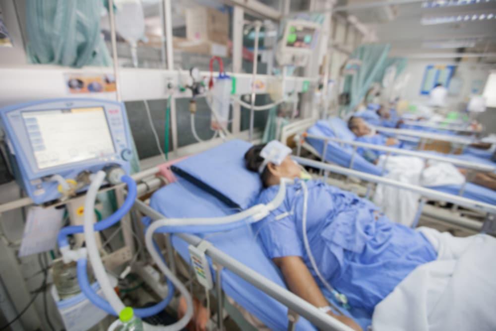 Coronavirus: Schwerkranke Franzosen werden in Salzburg behandelt