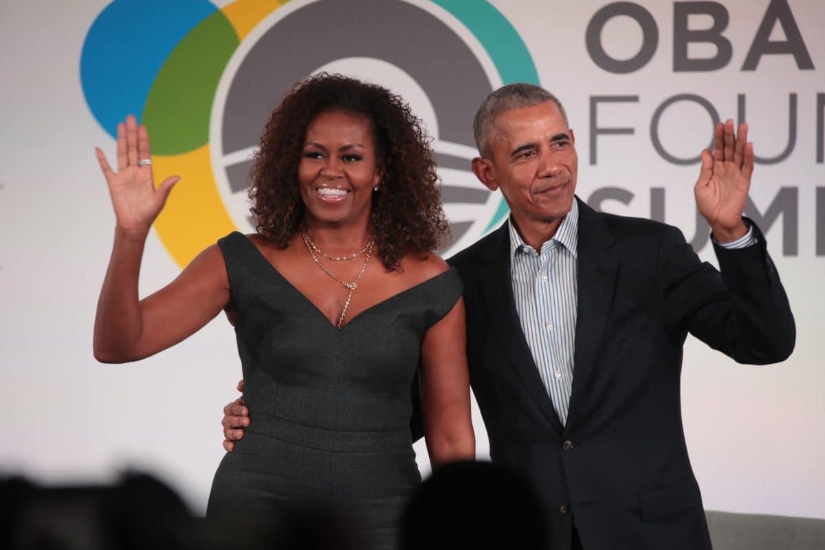 Barack und Michelle Obama halten Rede bei virtueller Abschlussfeier