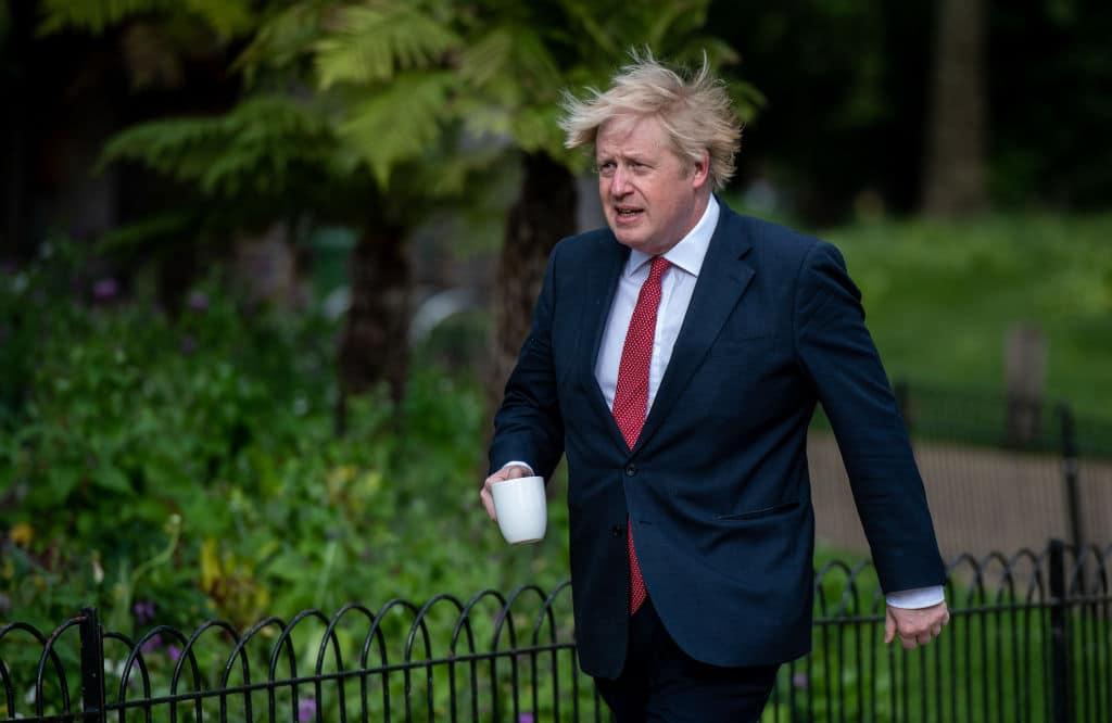 Boris Johnson kündigt Lockerung, aber auch Lockdown-Verlängerung an