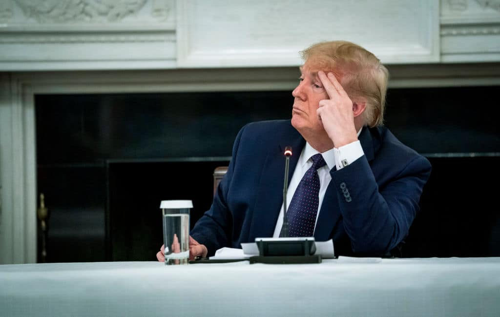 Trump nimmt täglich Malaria-Medikament zur Vorbeugung gegen Covid-19
