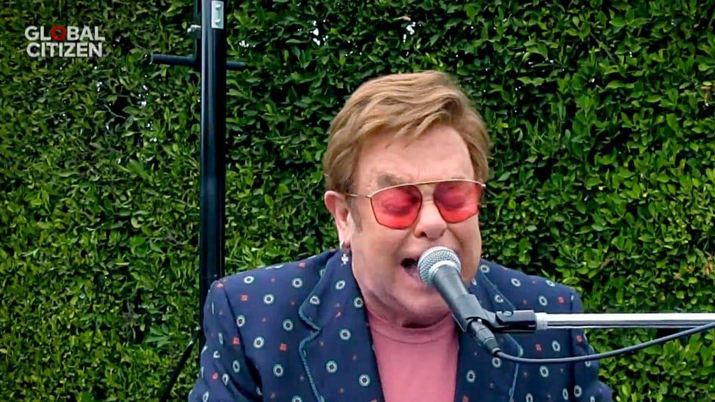 America's Got Talent: Unschuldiger Ex-Häftling bringt Elton John zum Weinen