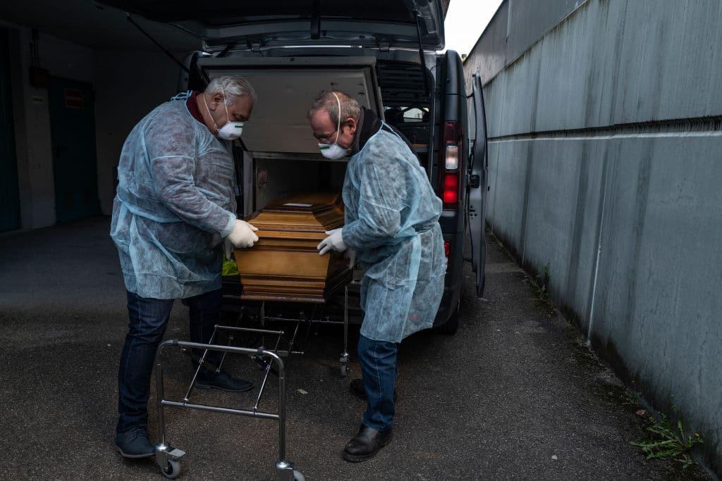 Erste Coronavirus-Infektion in Frankreich war bereits im Dezember 2019