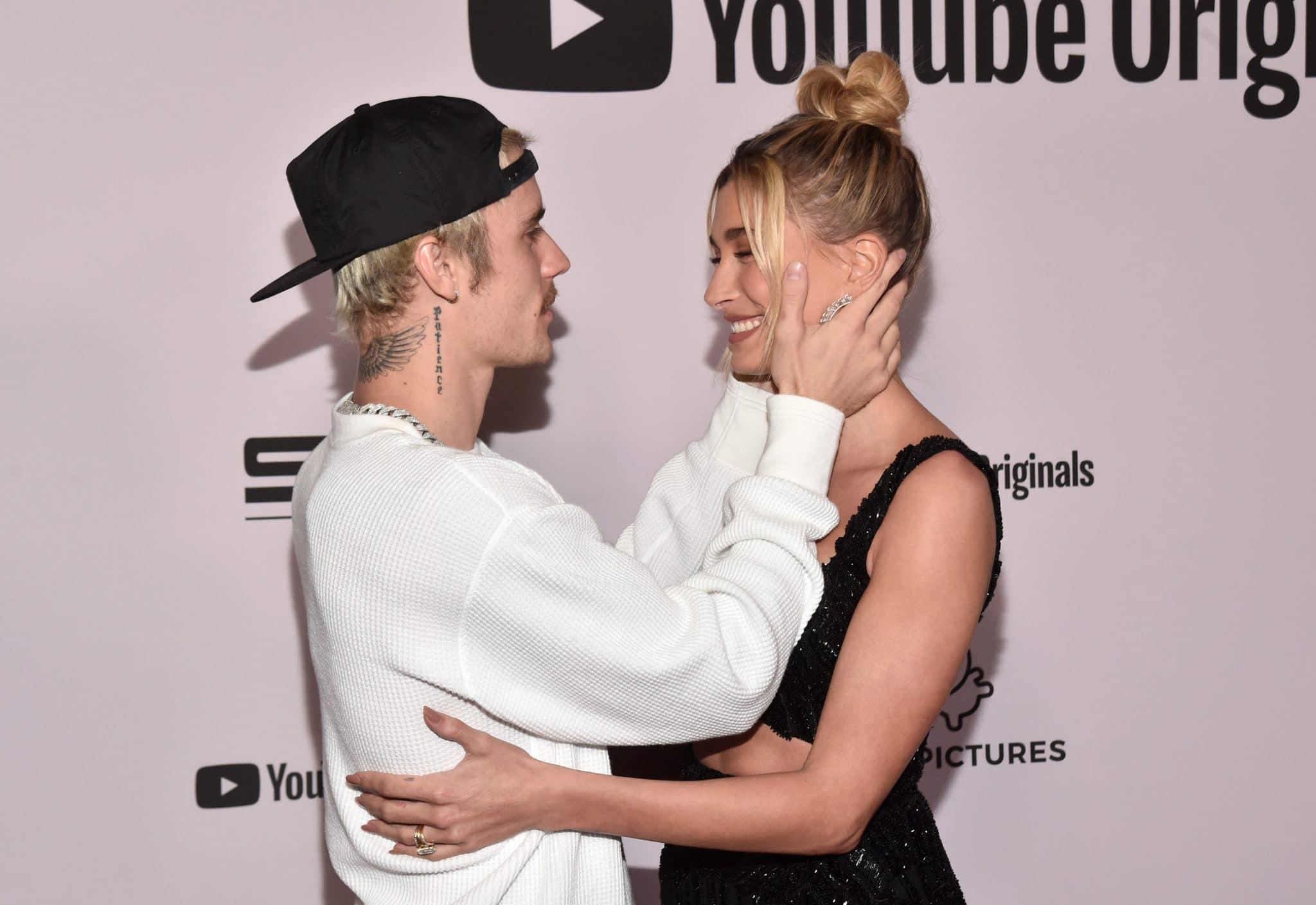 Hailey Bieber: So war ihr erster Kuss mit Justin