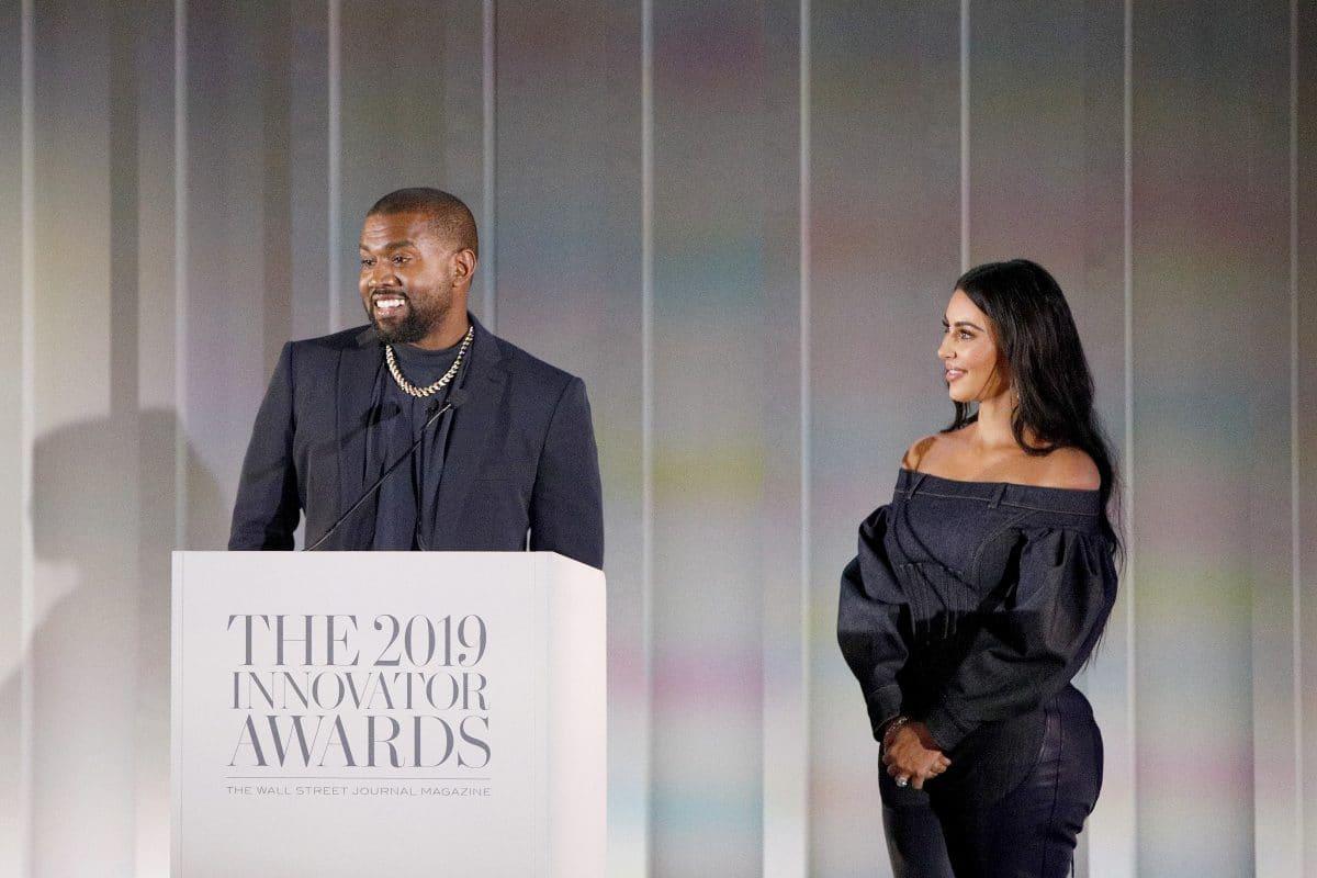 Kim Kardashian braucht in der Quarantäne Abstand von Kanye West