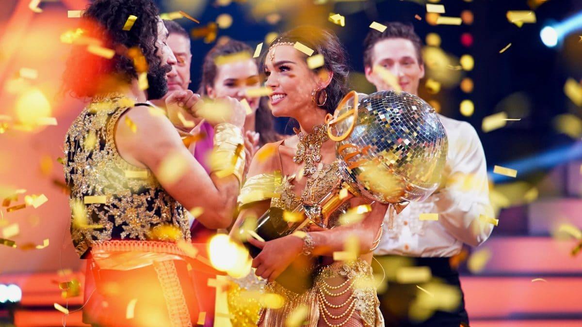 "Let's Dance: Lili Paul-Roncalli ist ""Dancing Star 2020"""