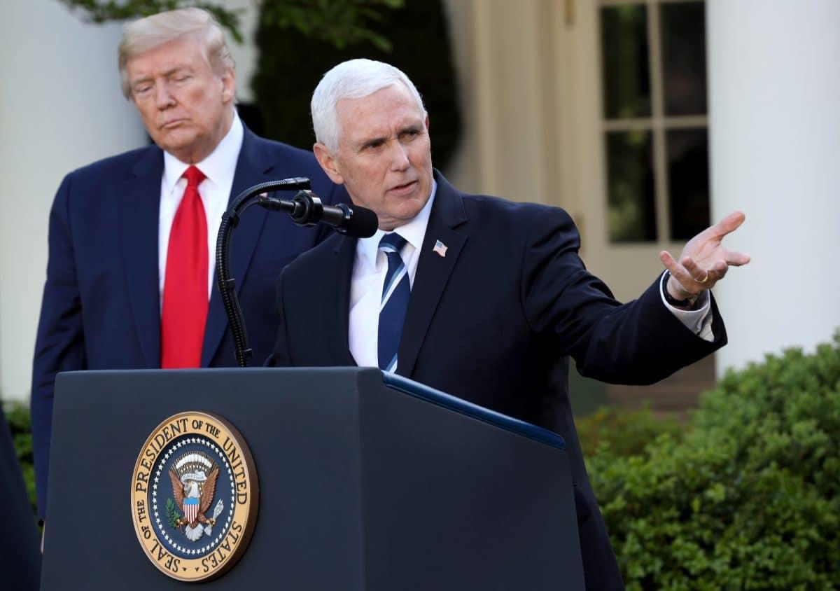 US-Vizepräsident Mike Pence verweigert Quarantäne trotz Corona-Kontakt