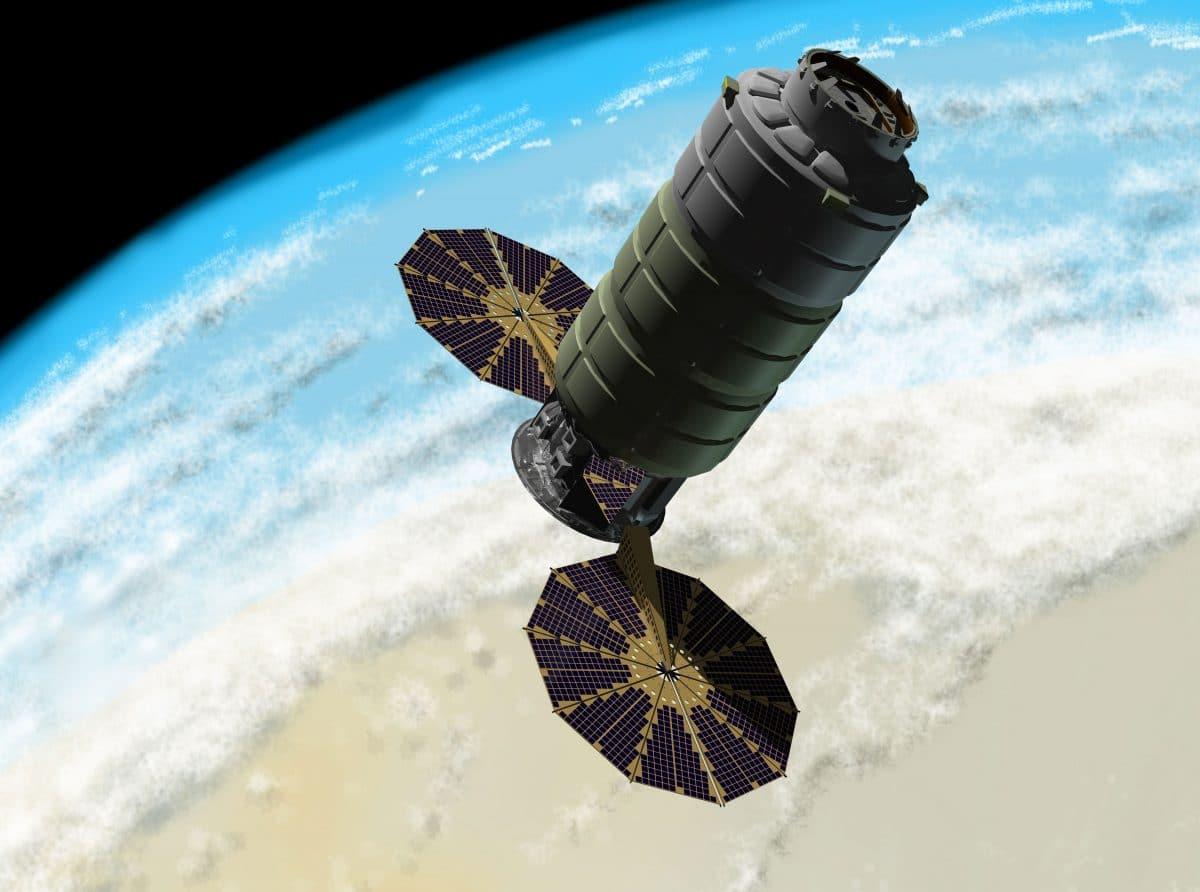 Raumfahrtbehörde NASA legt Feuer im Weltall