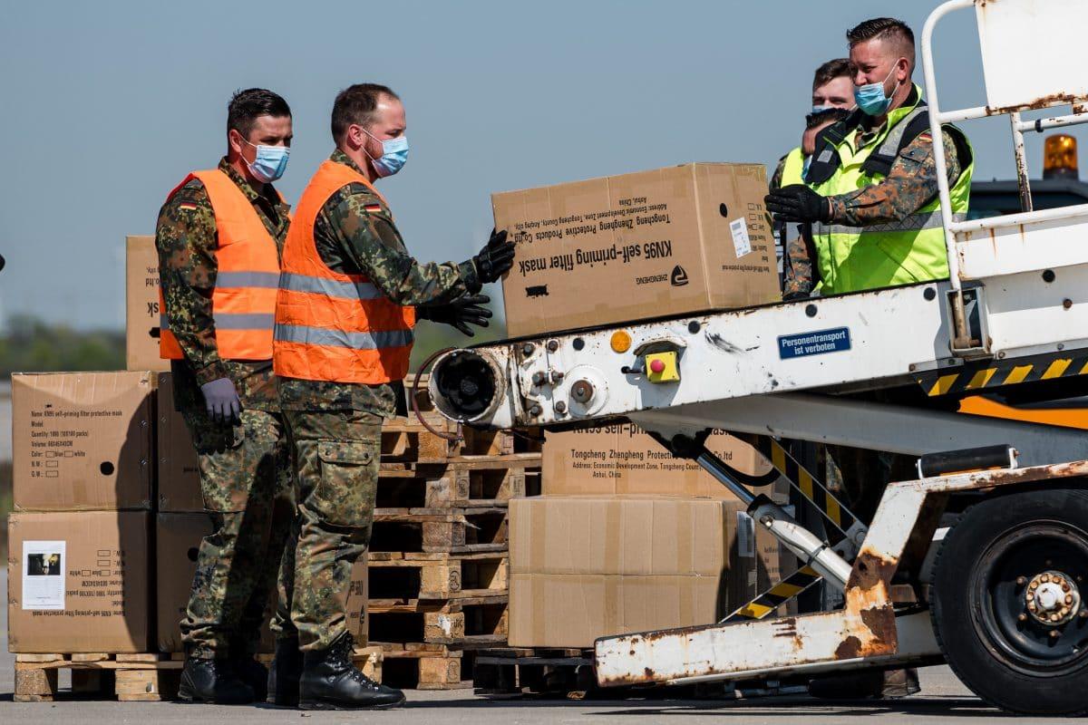 Nato bereitet sich auf zweite Coronavirus-Welle vor