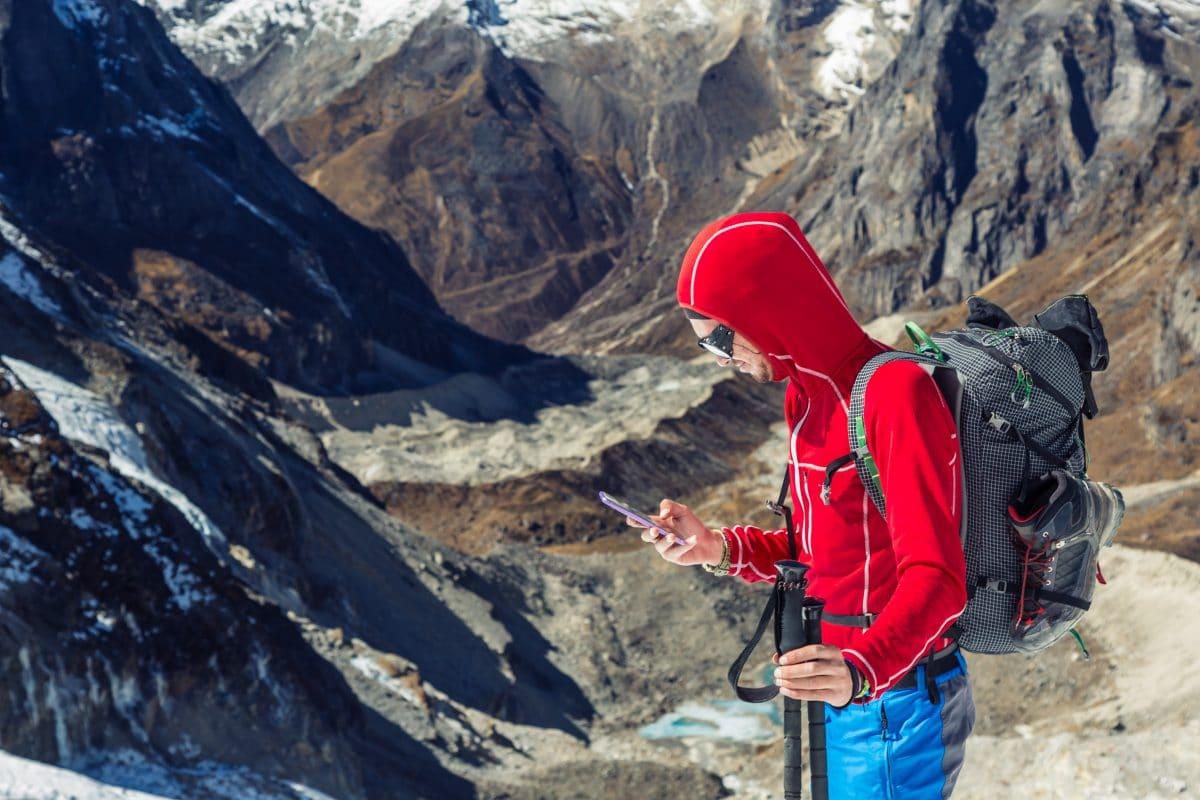 Navi-App bringt Mann in Bergnot und lotst ihn über gefährliche Steige