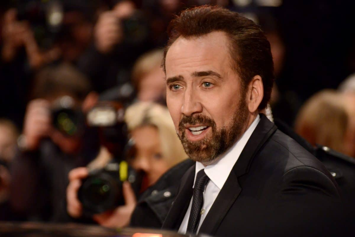 """Nicolas Cage spielt """"Tiger King"""" Joe Exotic"""