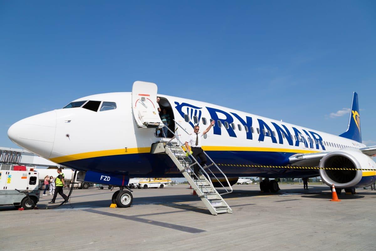 Ryanair macht Lauda-Stützpunkt in Wien dicht: 300 Jobs weg