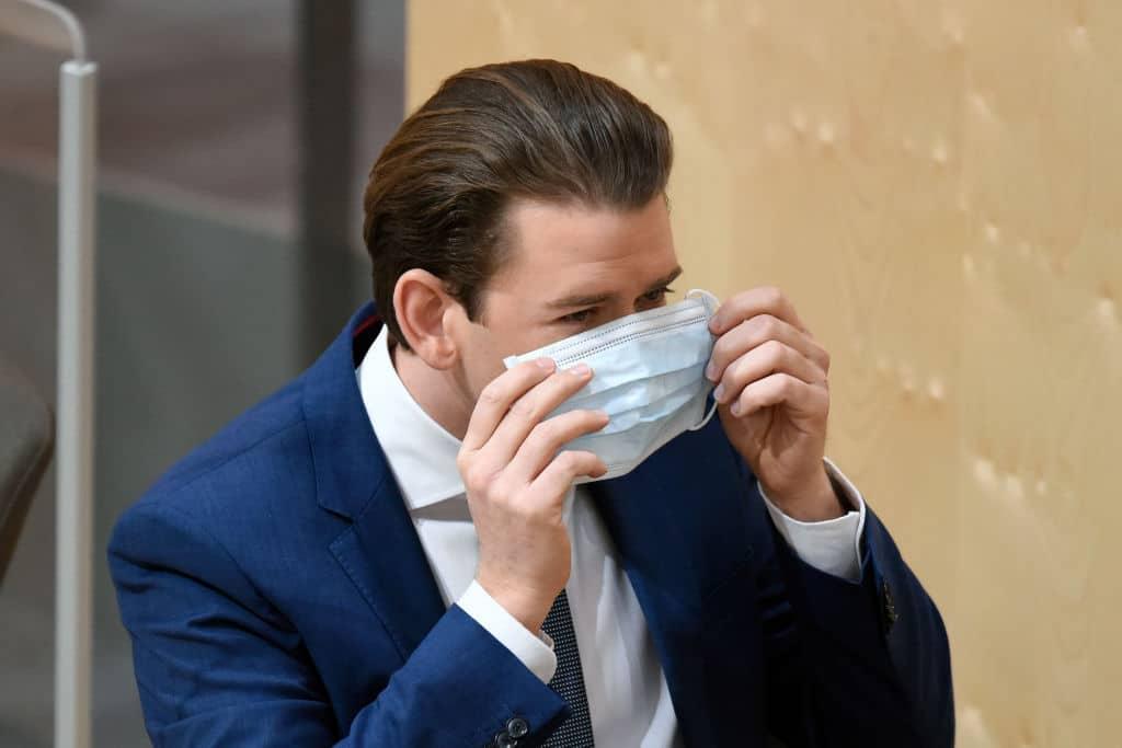 Sebastian Kurz: Ab 15. Juni Maskenpflicht nur noch in drei Bereichen, Sperrstunde ausgeweitet