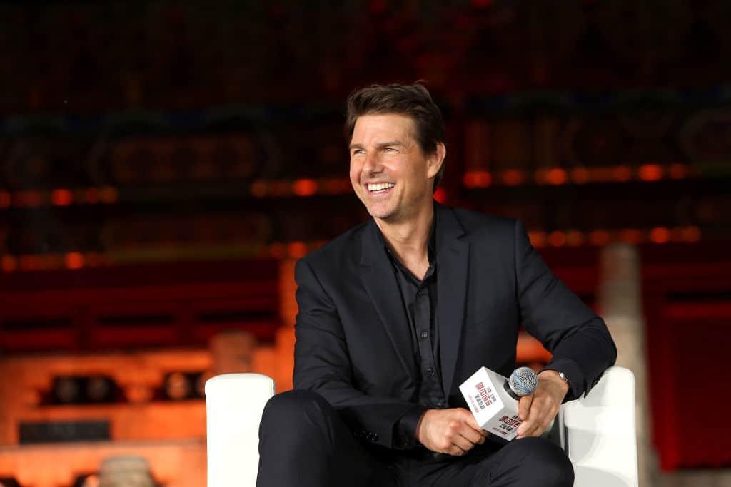 Tom Cruise dreht mit NASA einen Film im Weltall