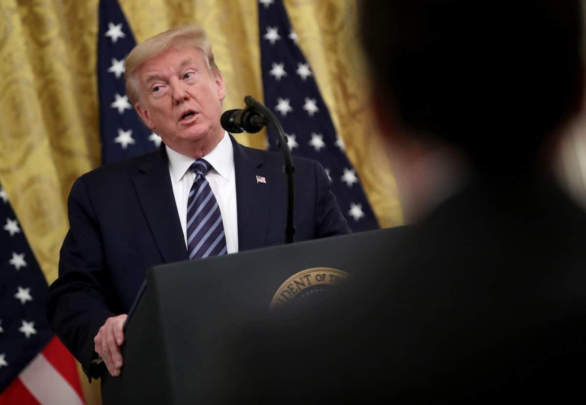 Trump droht China mit neuen Steuern und plant Vergeltung