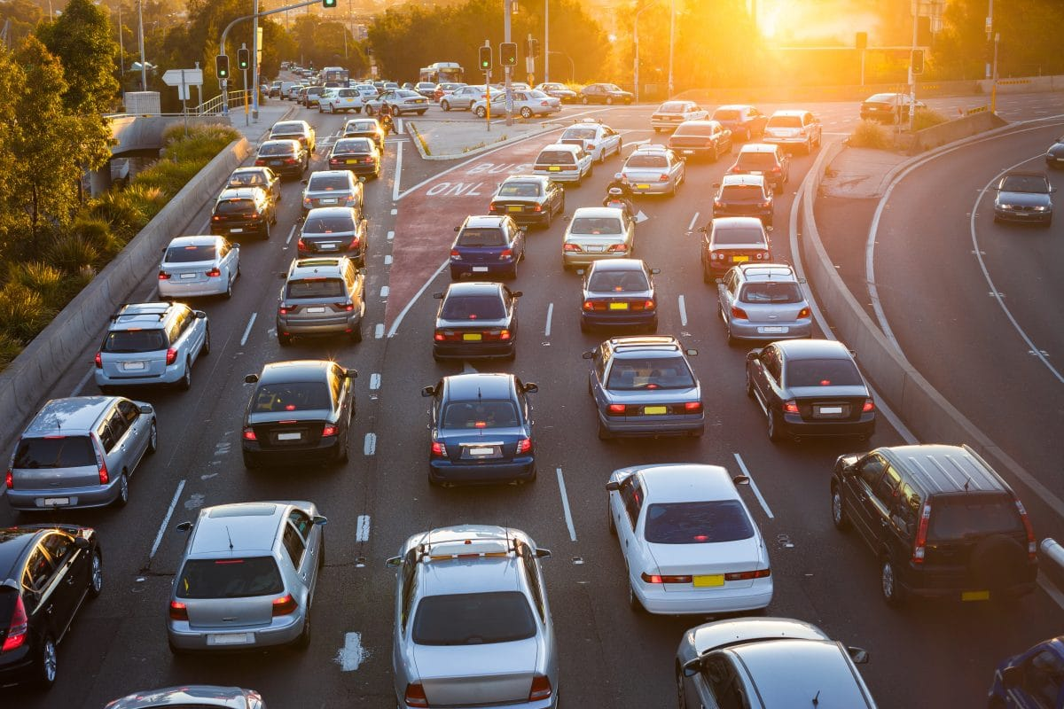 Wegen Coronakrise: Greenpeace warnt vor Autokollaps in Städten