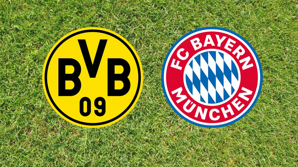 Dortmund vs. Bayern: Livestream und TV-Übertragung