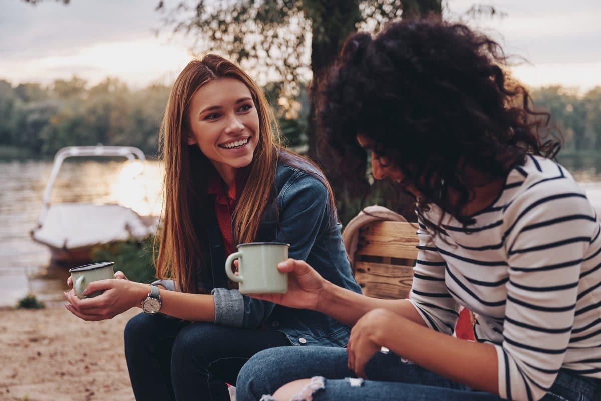 5 eklige Dinge, über die wir alle mit unserer BFF sprechen