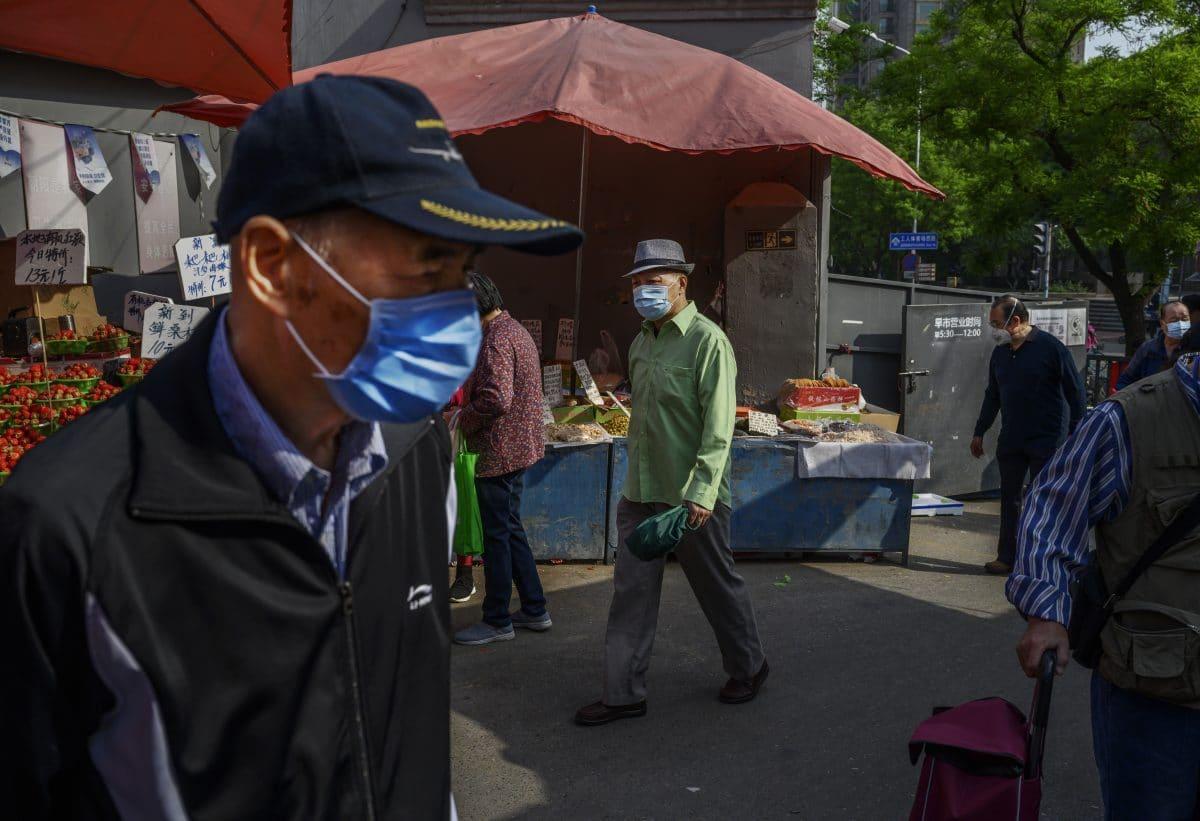 Erneuter Coronavirus-Ausbruch in China: Peking zum Teil abgeriegelt