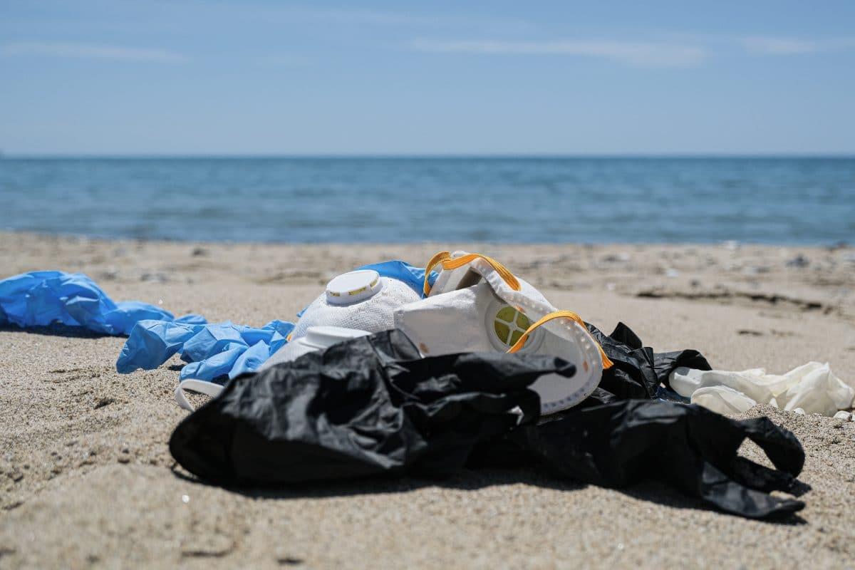 """""""Coronamüll"""" wird zur Belastung für die Weltmeere"""