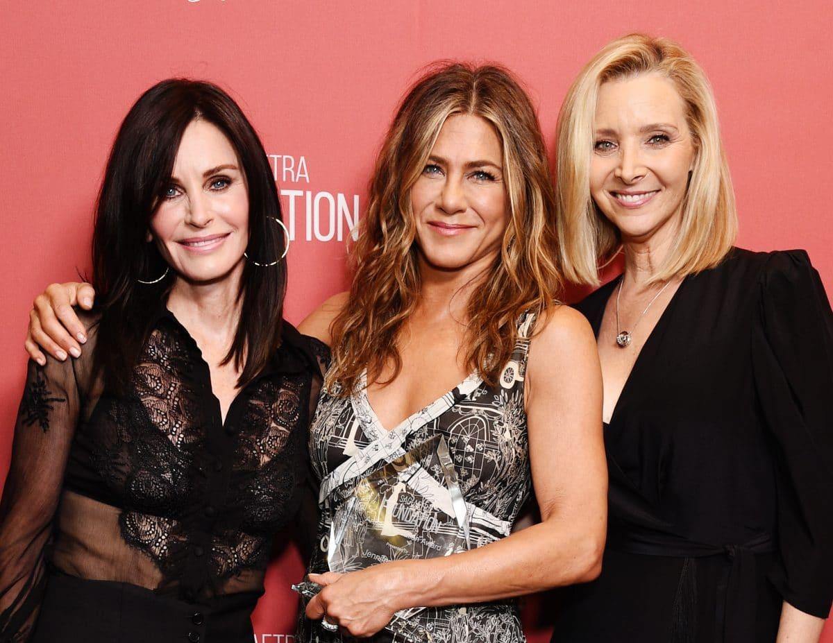 """""""Friends""""-Reunion: Jennifer Aniston & Co geben Hinweise zu neuer Episode"""