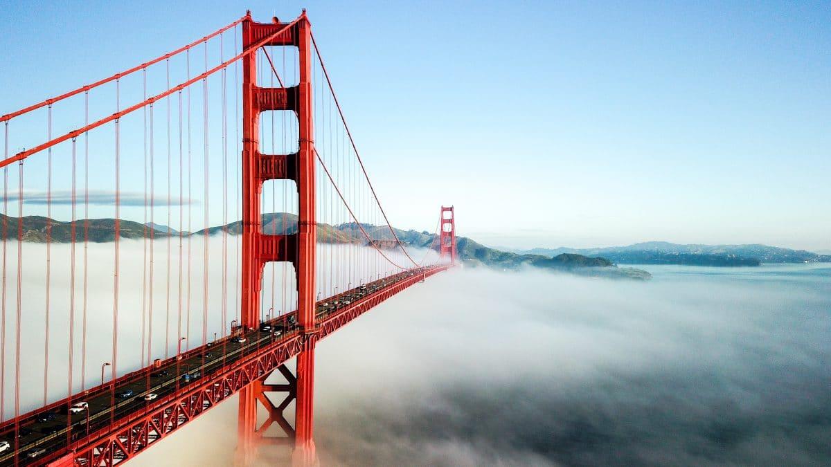 """Golden Gate Bridge: """"Seltsamer Gesang"""" beunruhigt Anrainer"""