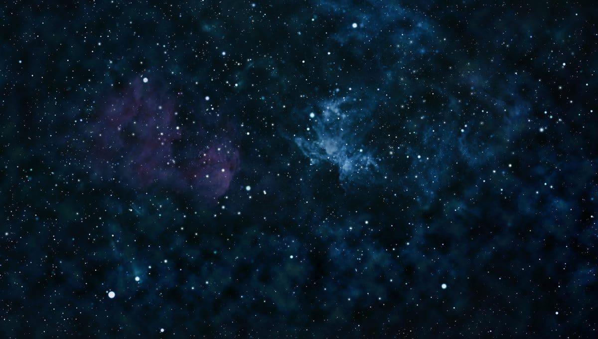 Hubble-Teleskop nimmt flatternden Fledermaus-Schatten im All auf