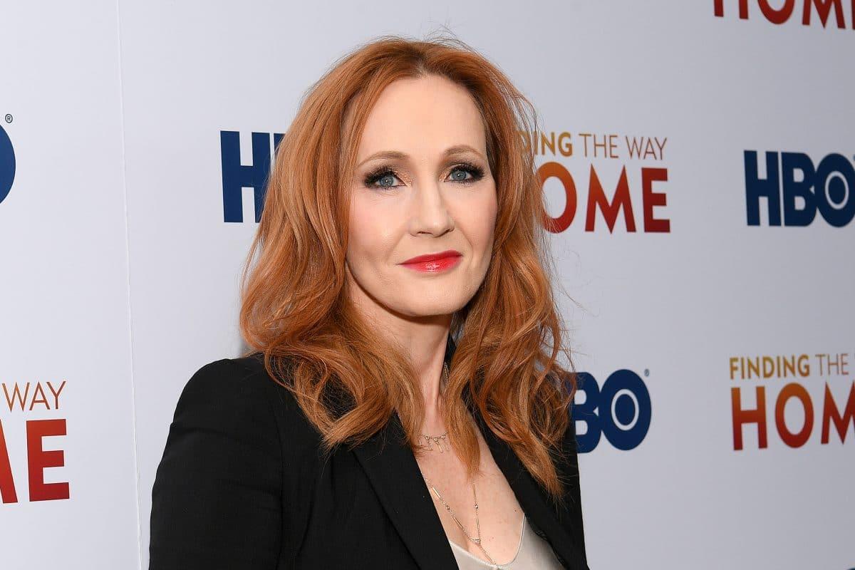 J.K. Rowling sorgt mit Meinung zu Gender-Debatte für weltweite Empörung