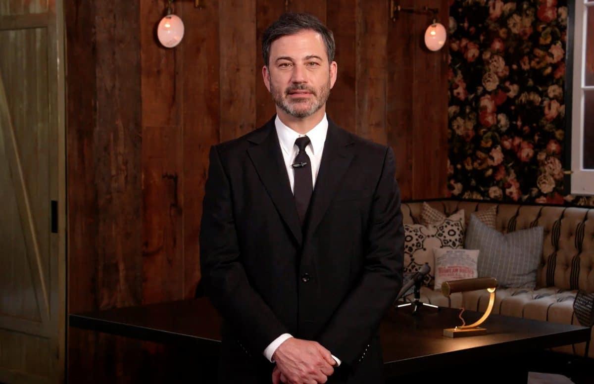 Jimmy Kimmel entschuldigt sich für Blackfacing