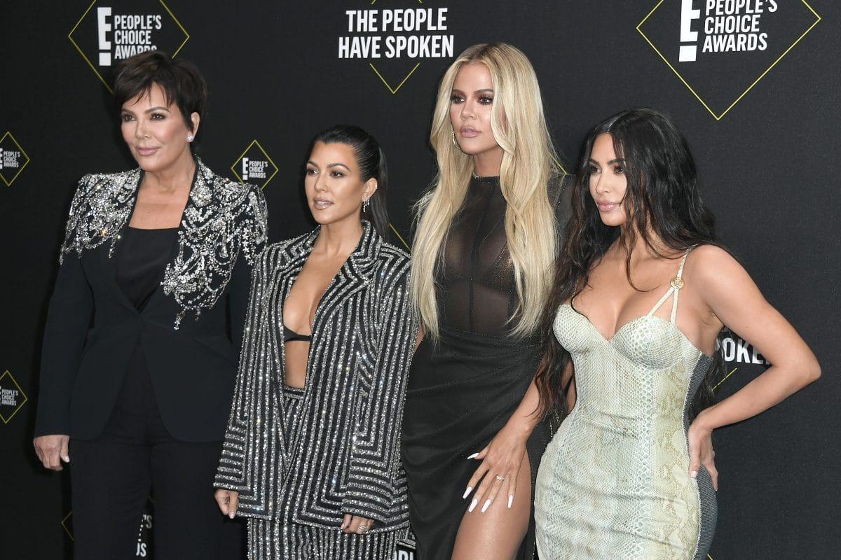 """""""Keeping Up With the Kardashians"""" läuft jetzt auf Netflix"""