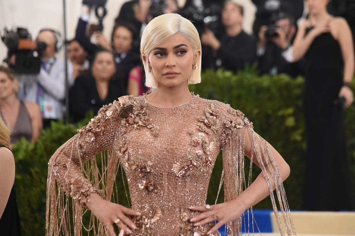 "Kylie Jenner laut ""Forbes"" bestbezahlte Prominente der Welt"