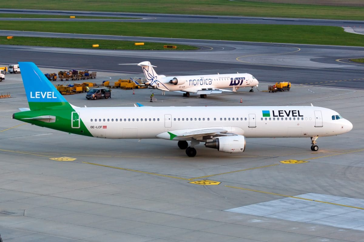 Fluglinie Level meldet Insolvenz an: Betrieb eingestellt