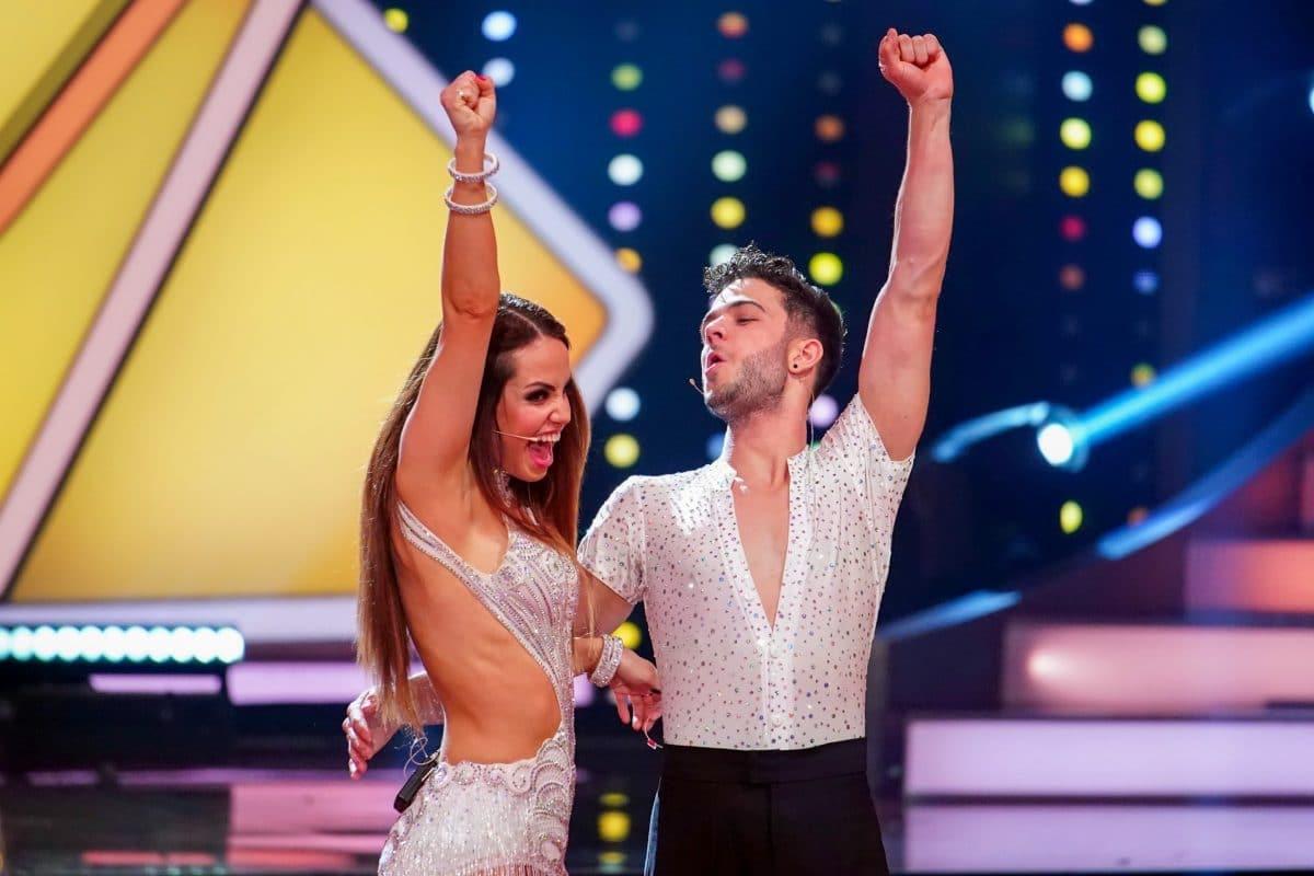 Sind Luca Hänni und Tänzerin Christina Luft ein Paar?