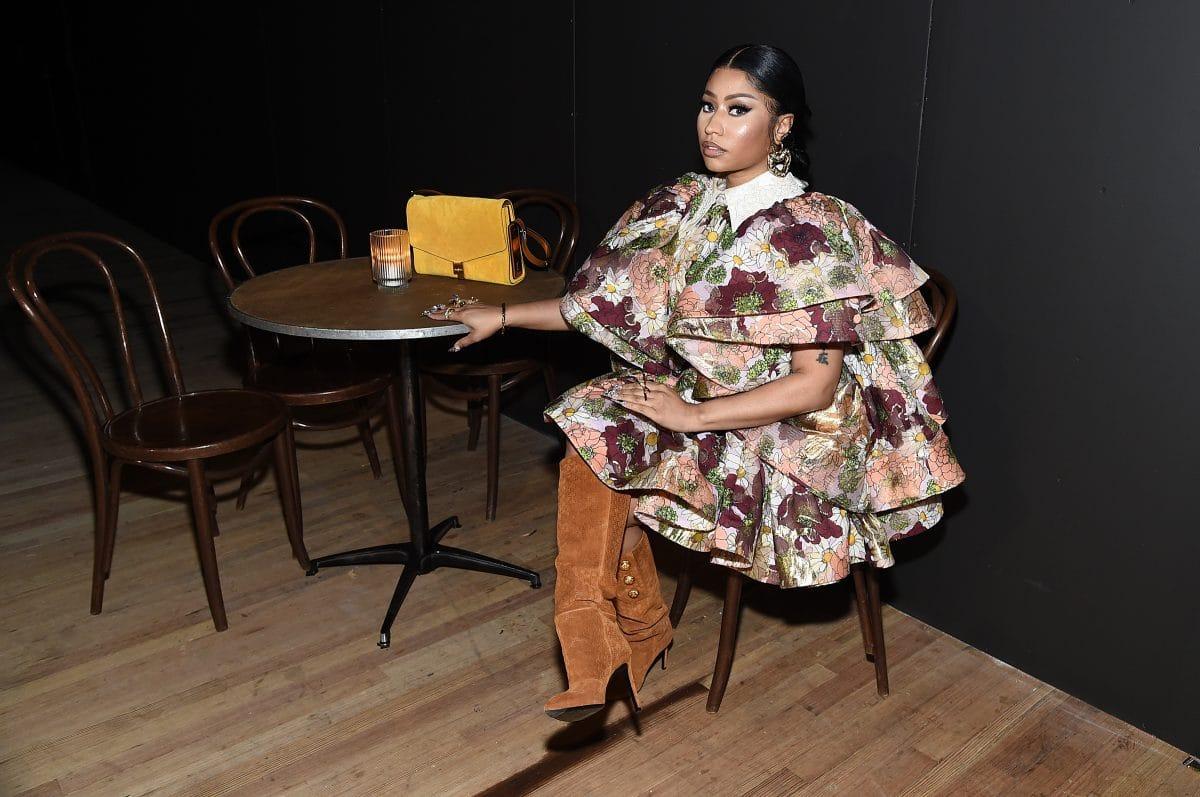 Nicki Minaj: Shitstorm wegen neuem Song mit 6ix9ine